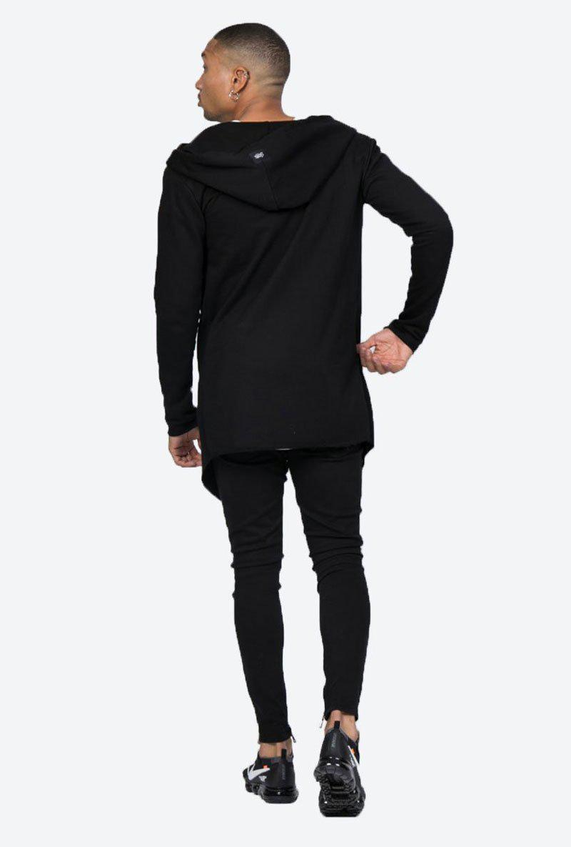 SIXTH JUNE LONG HOODED CAPE