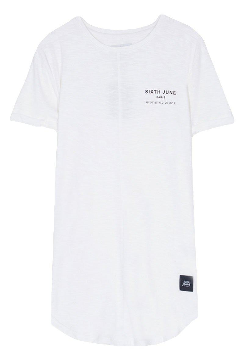 SIXTH JUNE GPS PARIS TEE