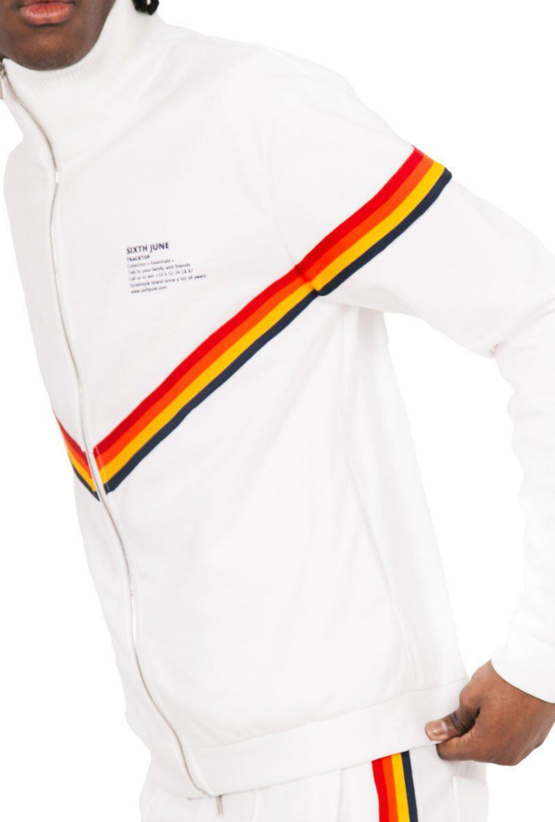 4 COLOUR TAPING JACKET