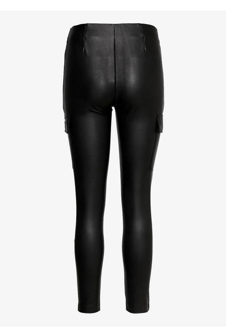 ONLY MIRI FAUX LEATHER LEGGINGS