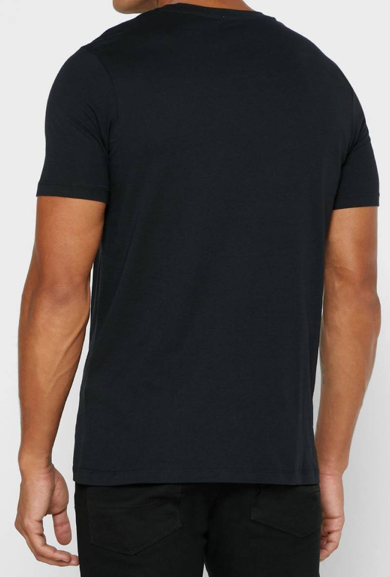 JACK AND JONES CAMOMAN SQUARE TSHIRT