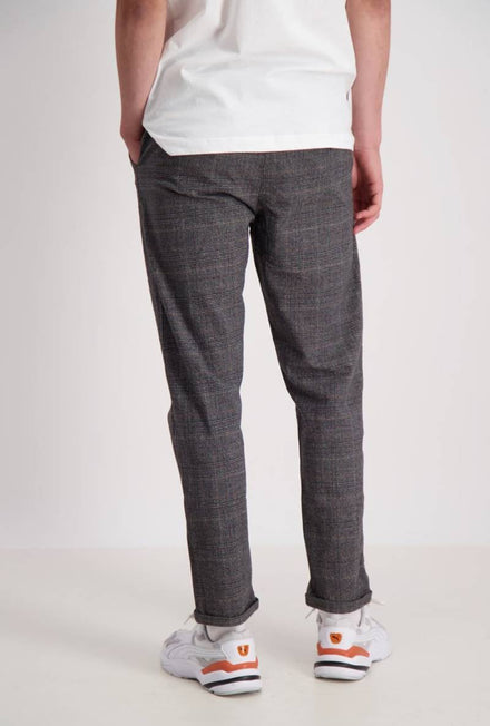 SHINE ORIGINAL CHECKED CLUB TROUSERS
