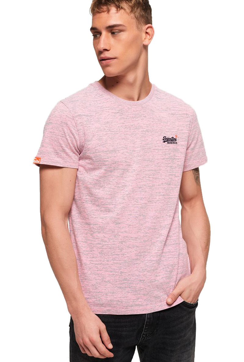 SUPERDRY EMBROIDERY TEE