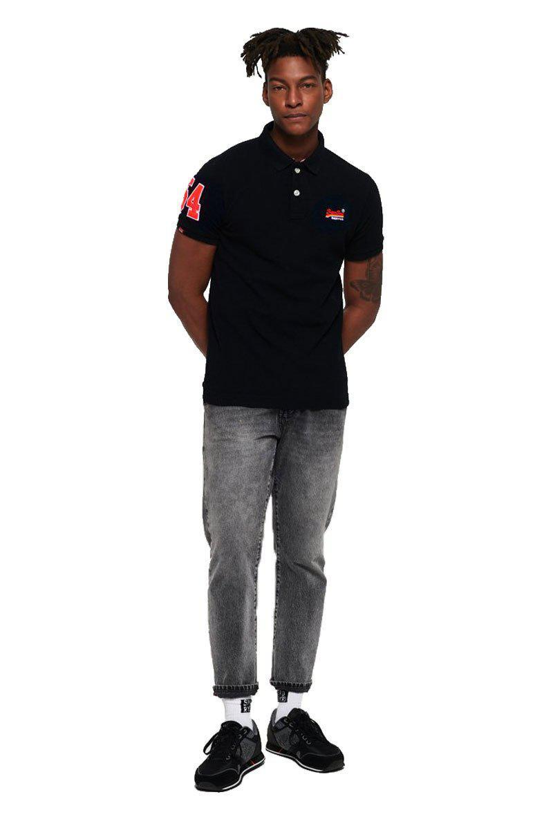 SUPERDRY CLASSIC PIQUE POLO