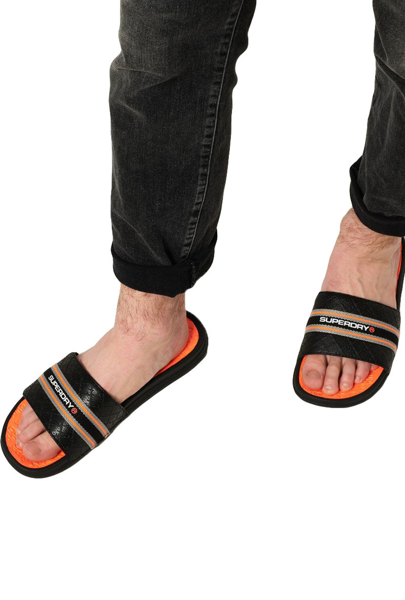 SUPERDRY CREW INTERNATIONAL SLIDE