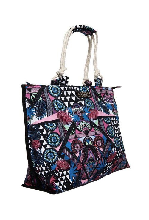AMAYA ROPE TOTE-London Clothing Company ®