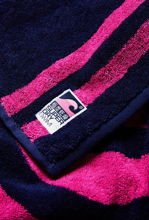STRIPE BEACH TOWEL-London Clothing Company ®
