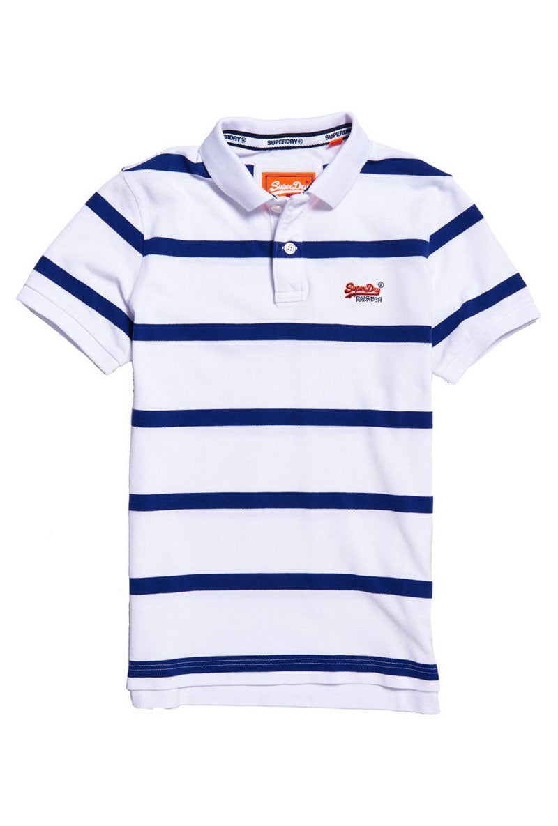 SUPERDRY BEACH VOLLEYBALL POLO