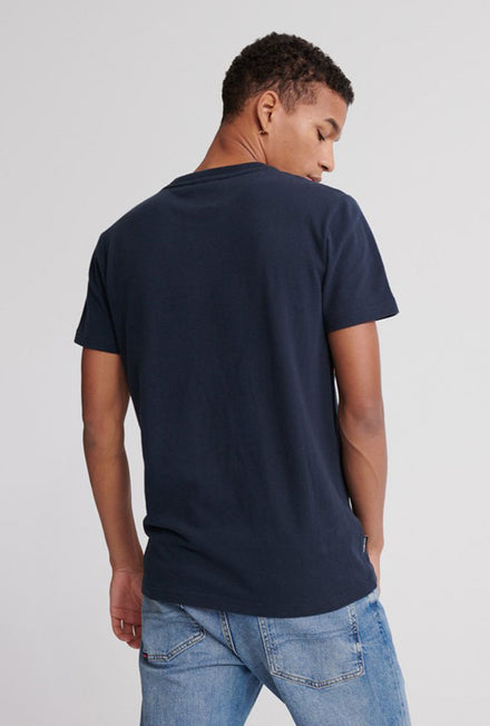 SUPERDRY CORE LOGO STRIPE TEE