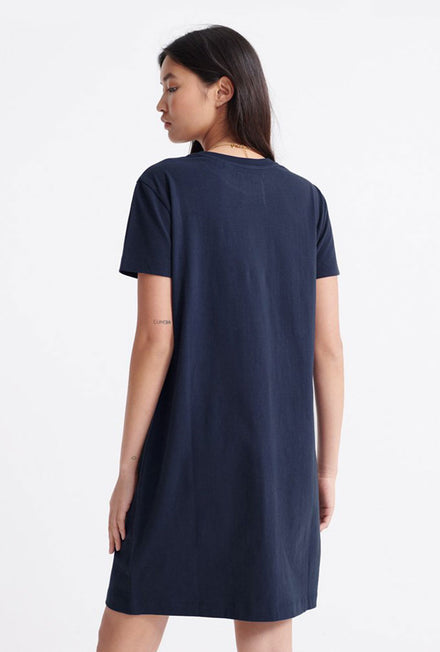 SUPERDRY OL T SHIRT DRESS