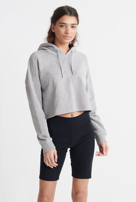 SUPERDRY VALLEY CROP HOOD