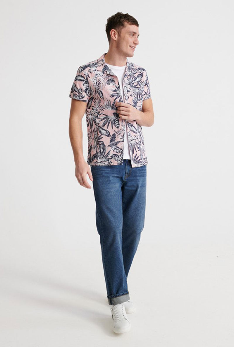 SUPERDRY EDIT CABANA SHIRT
