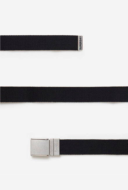 SUPERDRY REVERSIBLE CANVAS BELT