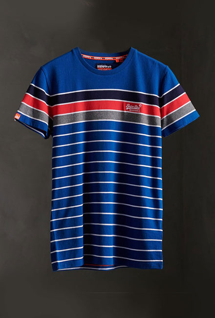 SUPERDRY BRETTON STACK TEE