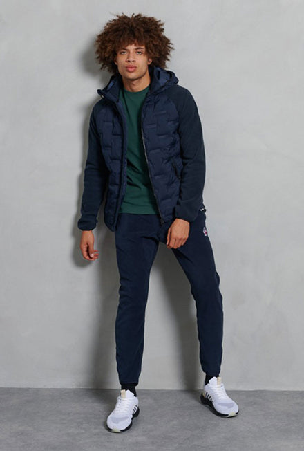 SUPERDRY SONIC CITY HYBRID JACKET