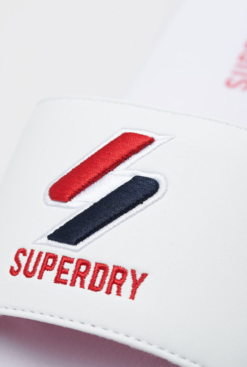 SUPERDRY CORE POOL SLIDE