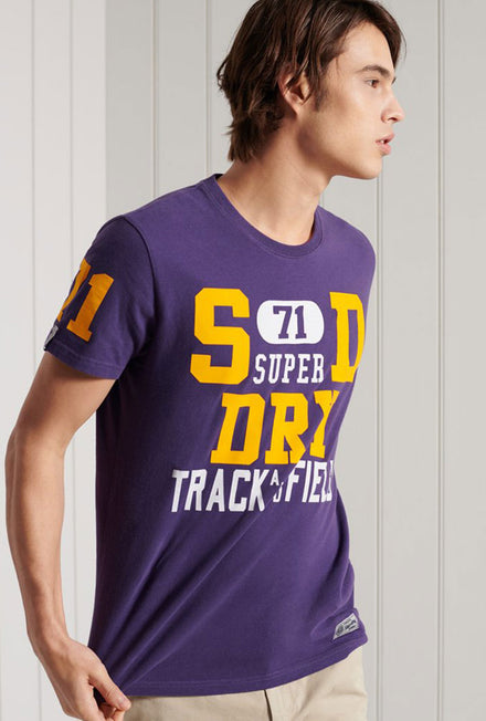 SUPERDRY TRACK AND FIELD II TSHIRT