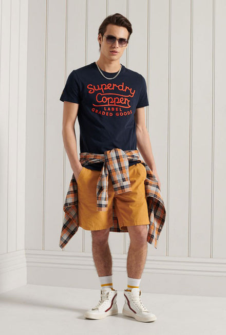 SUPERDRY WORKWEAR GRAPHIC TSHIRT