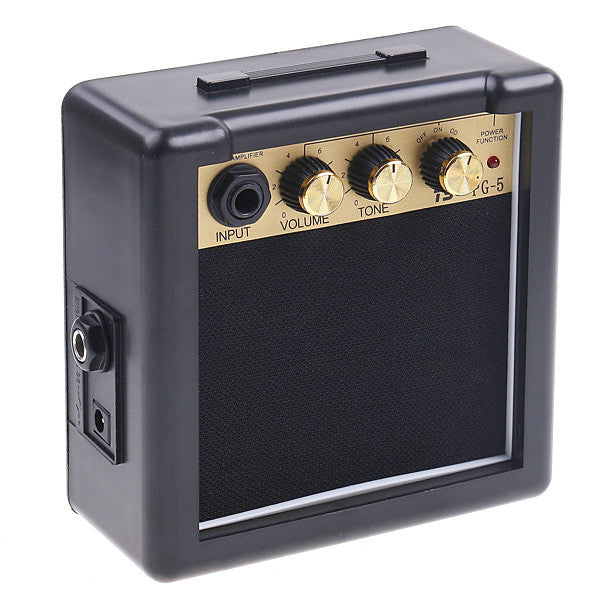 PG-5 5W Portable Electric Guitar Amp - The Guitar Yard