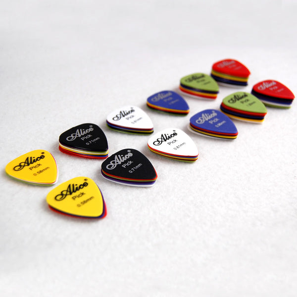 Alice Guitar Picks (100pcs in box) - The Guitar Yard