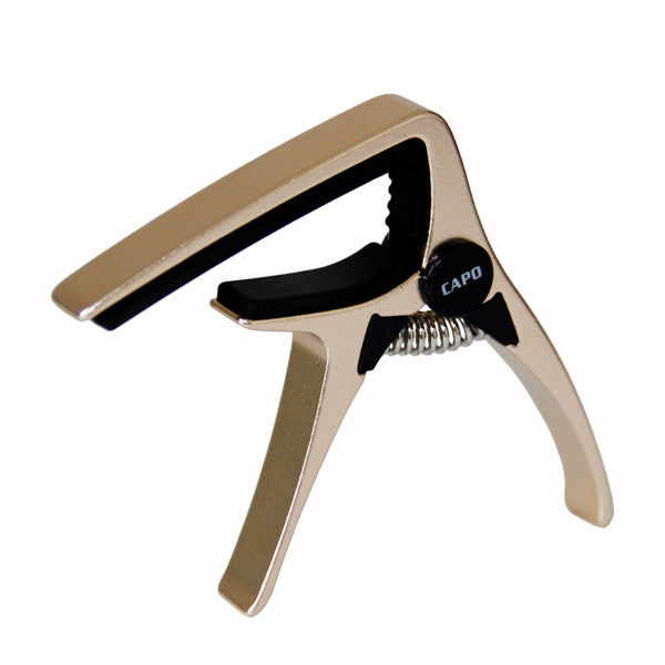 Aluminium Guitar Capo for Acoustic and Electric Guitars - The Guitar Yard