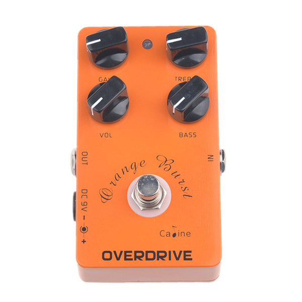 Caline CP-18 OD Overdrive Electric Guitar Pedal