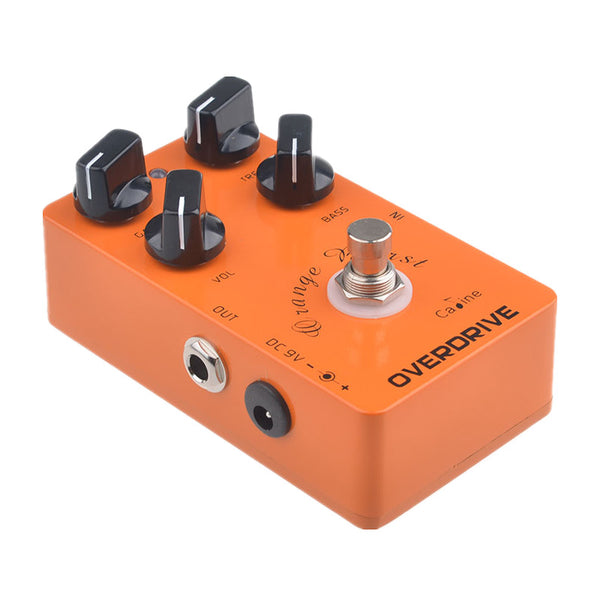 Caline CP-18 OD Overdrive Electric Guitar Pedal - The Guitar Yard