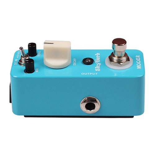 Mooer Digital Reverb Guitar Effects Pedal - The Guitar Yard