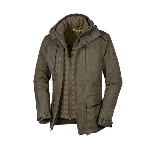 BLASER HYBRID 2-IN-1 JACKET MEN´S