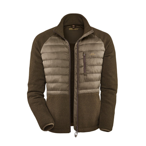 BLASER HYBRID FLEECE JACKET MEN