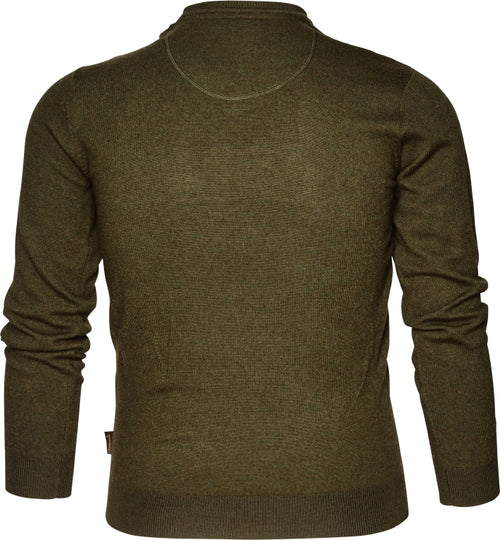 Seeland Compton Pullover - Pine Green