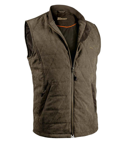 BLASER ARGALI QUILTED VEST MEN