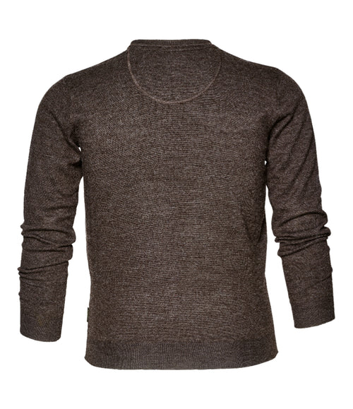 Seeland Compton Pullover - Moose brown