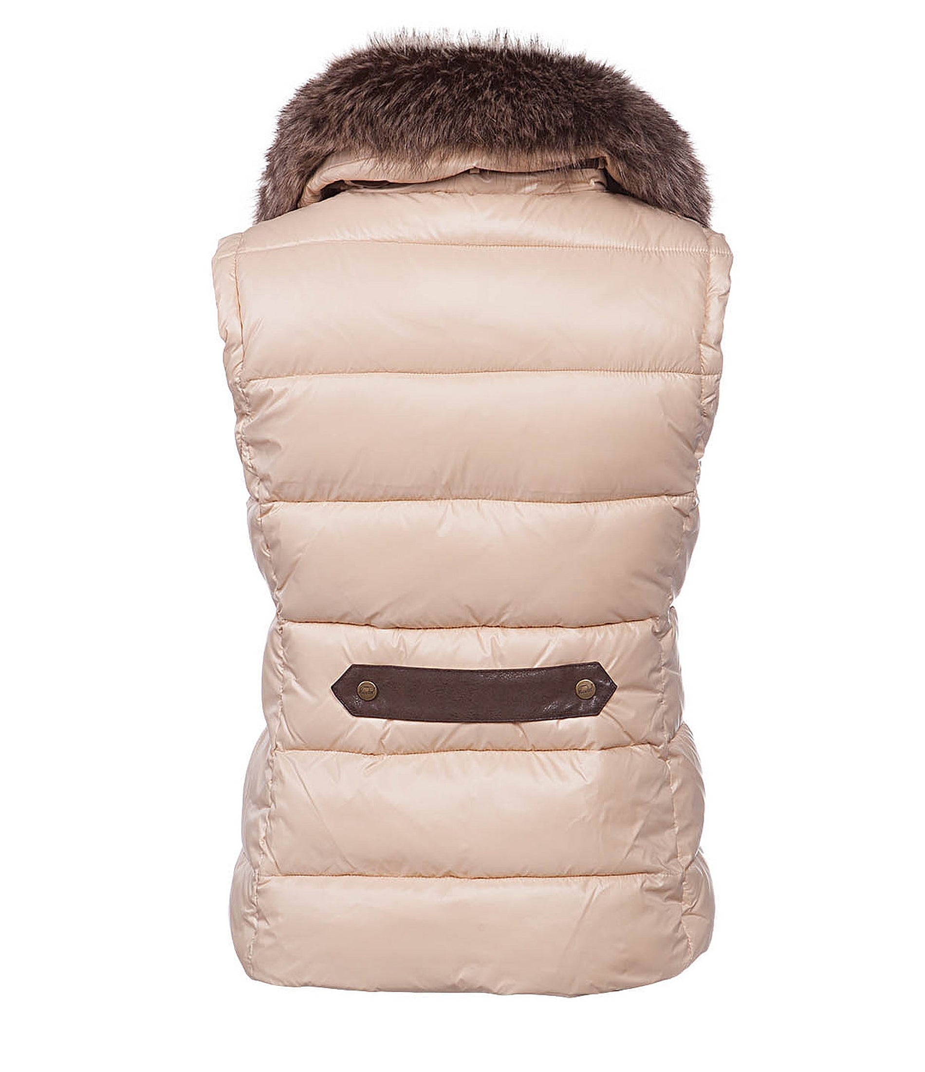 Baleno Ladies Beverly Padded Gilet - Champagne