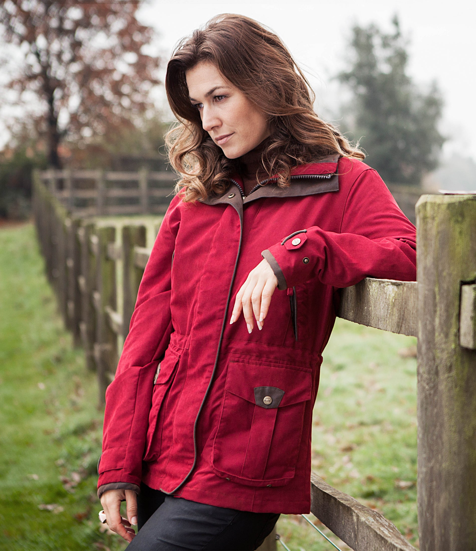 Baleno Ascot Ladies Jacket