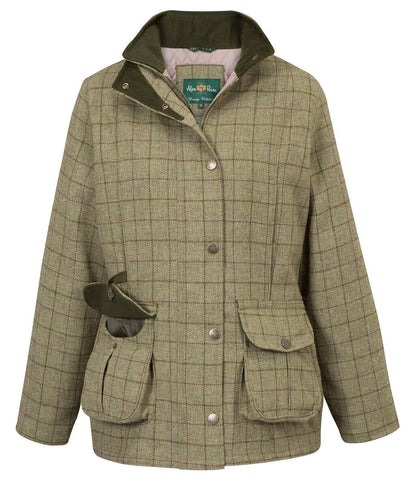 Alan Paine Aylsham Fleece Jacket - Blue Steel