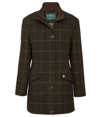Alan Paine Ladies Combrook Tweed Field Jacket
