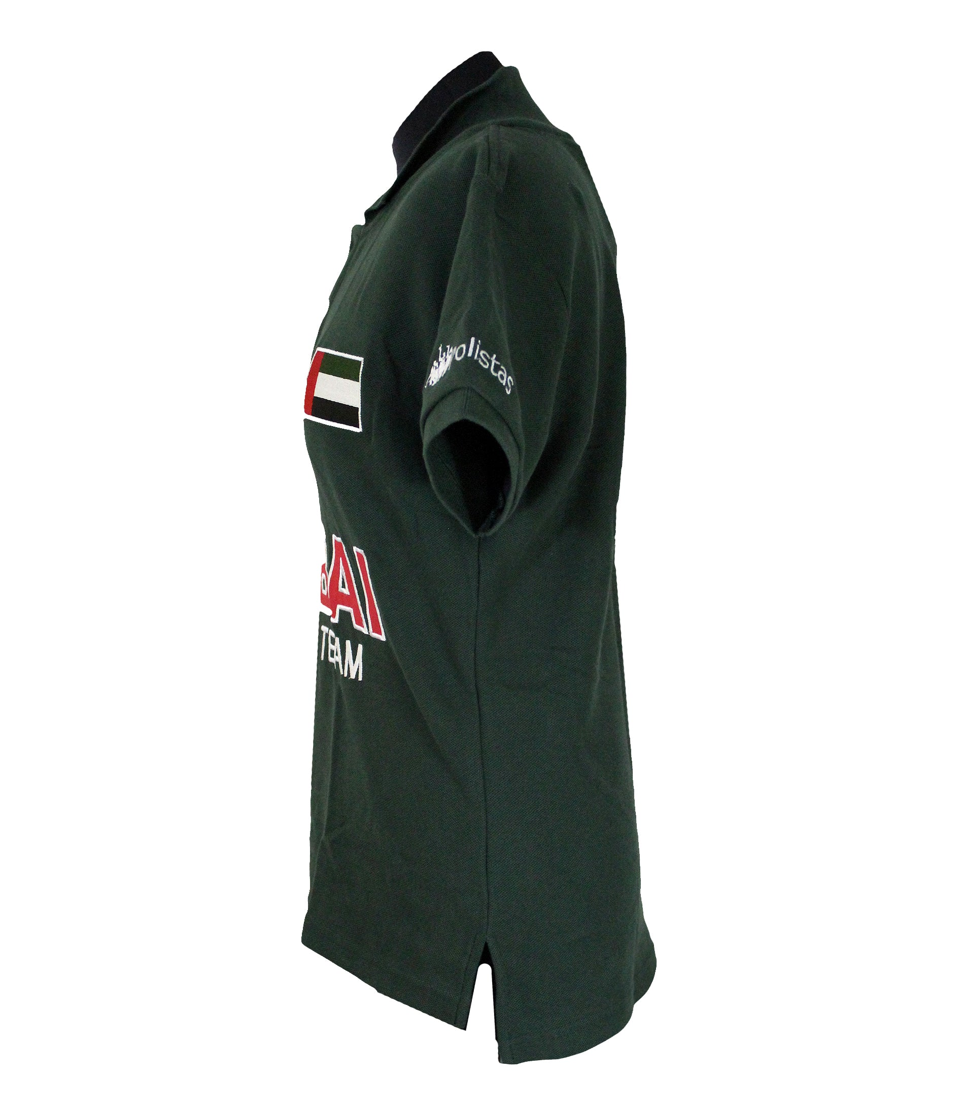 Polistas Ladies Dubai Green Polo Shirt RRP £99.95 NOW £25.00