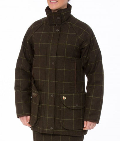 Alan Paine Berwick Waterproof Coat - Navy