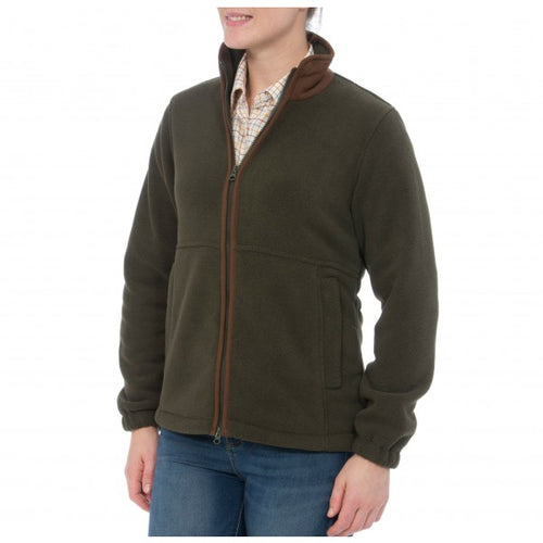 Alan Paine Aylsham Fleece Jacket - Green