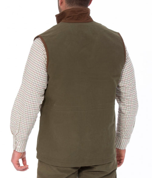 Alan Paine Berwick Waterproof Shooting Waistcoat