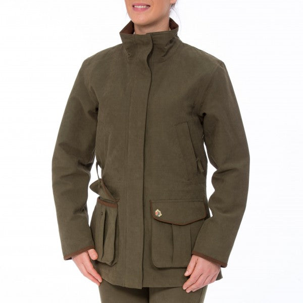 Alan Paine Berwick Waterproof Coat - Olive