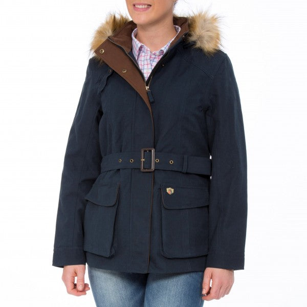 Alan Paine Berwick Waterproof Jacket - Navy
