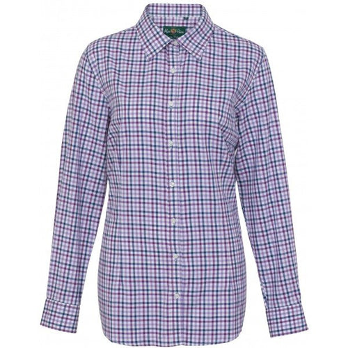 Alan Paine Bromford Ladies Shirt - Purple
