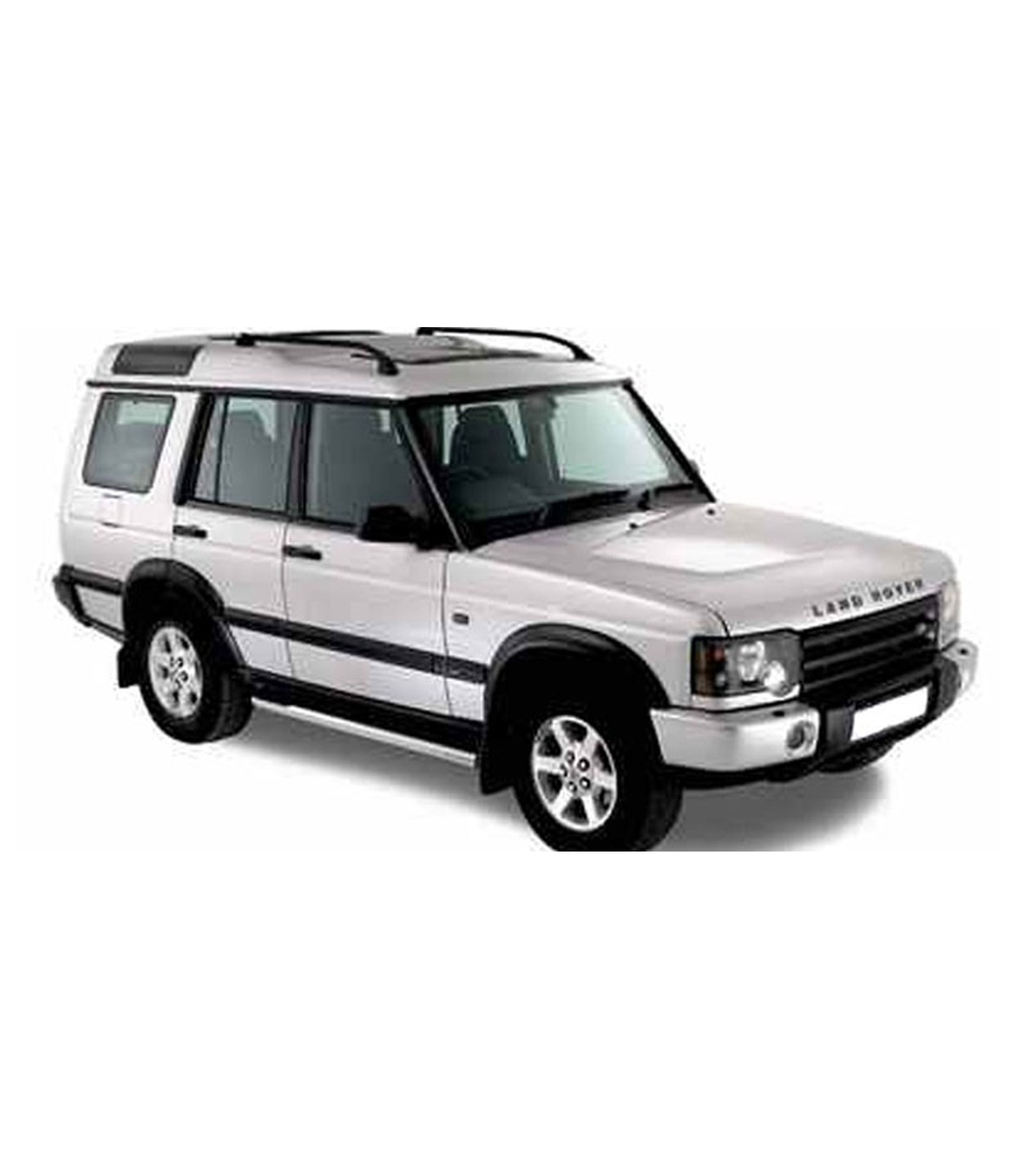 Land Rover Discovery TDI 60/40 Split Full Set