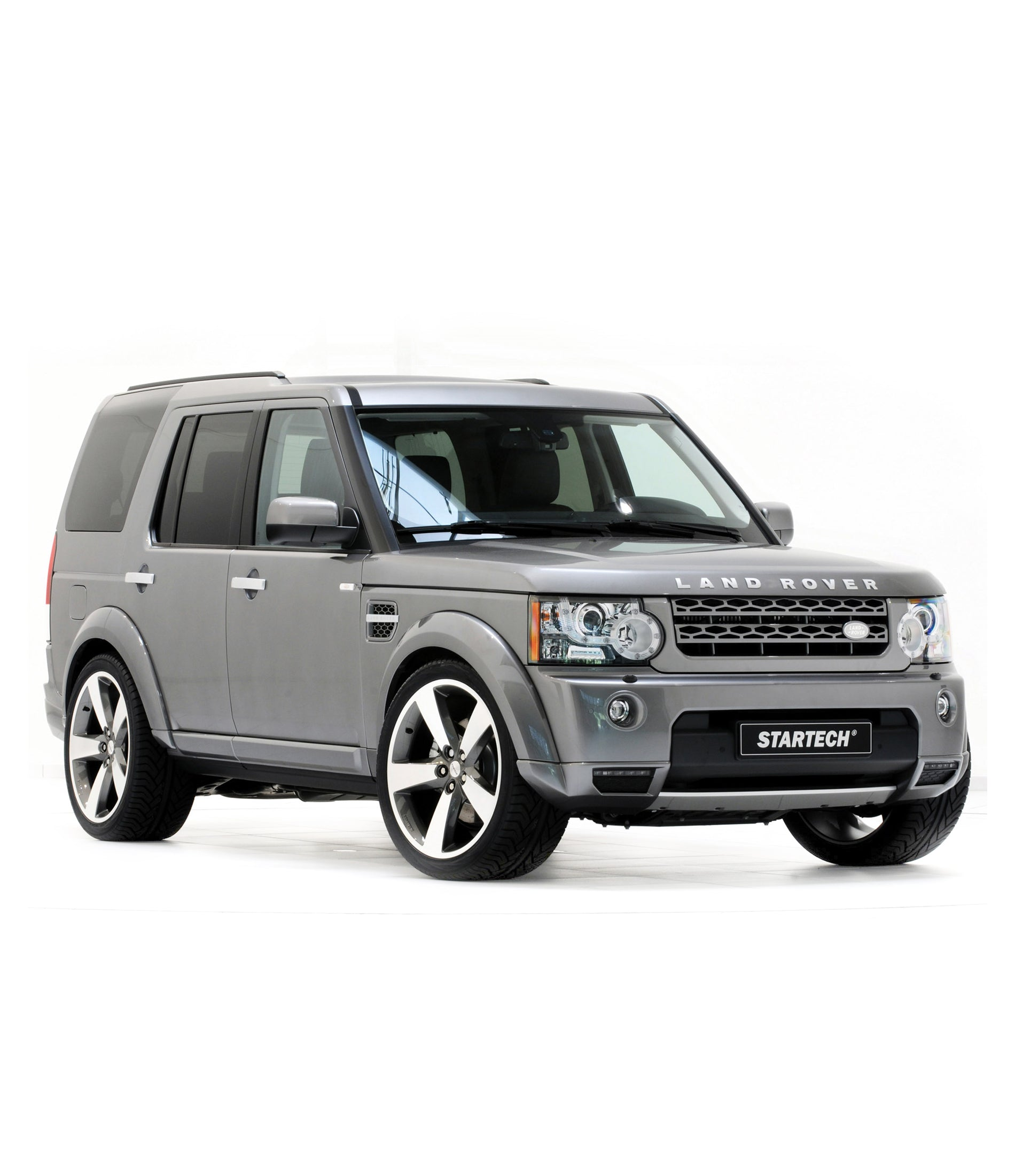 Land Rover Discovery 4 Front Pair