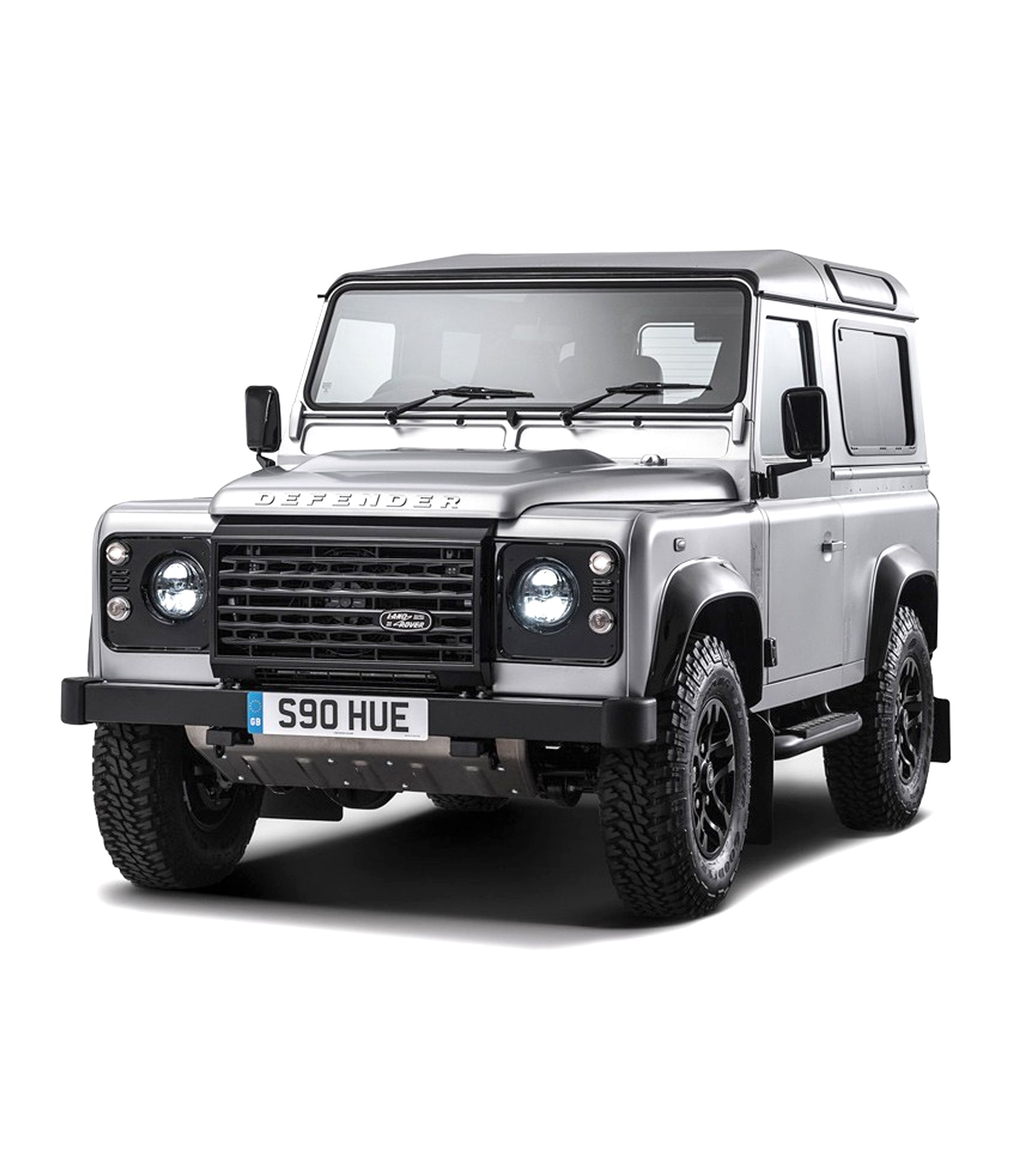 Land Rover Defender Front 3