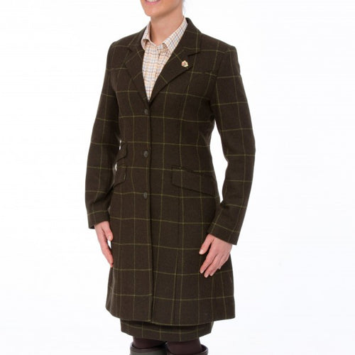 Alan Paine Combrook Mid Length Coat