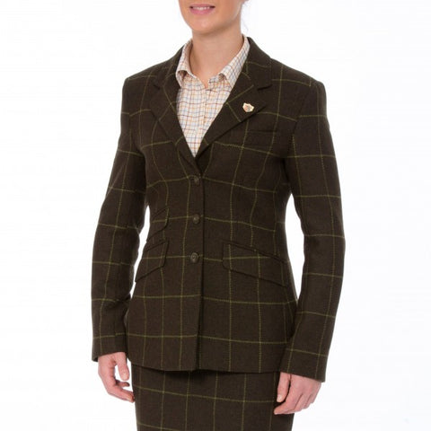 Alan Paine Bromford Ladies Shirt - Brown