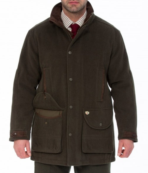 Alan Paine Loden Coat